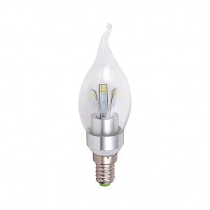 LED Candle Bulb LH-CA03W02