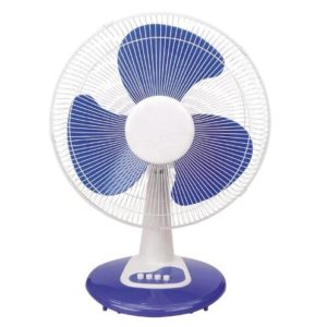 Adjustable Head Rotate Table Fan LH-TF1601